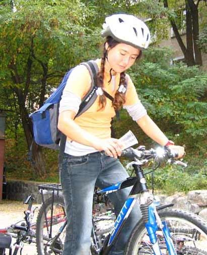 Bike Quest, осень 2005 Киев